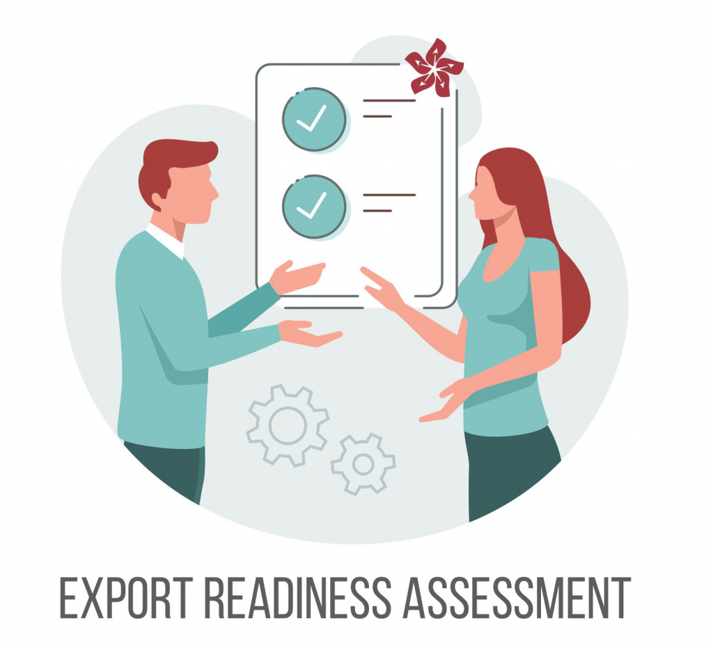 Are you new to exporting? Do you want to be Ready to Export? Then this service is for you!